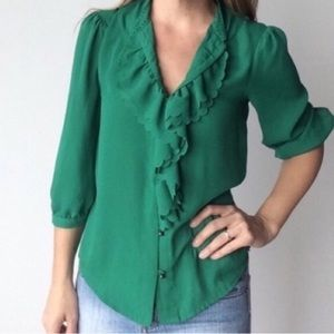 Anthropologie HD in Paris blouse